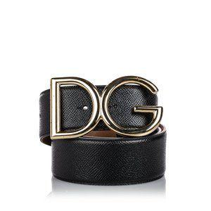 DG Leather Belt